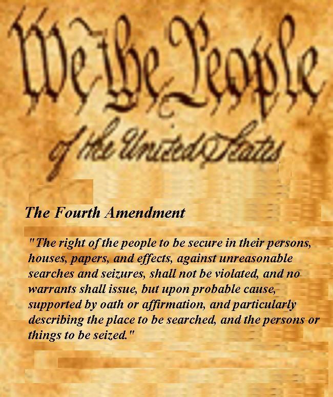 What Does the Fourth Amendment Mean?