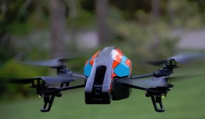 photo: Parrot AR Drone via Amazon.com