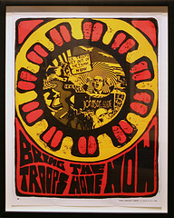 photo: 1960s antiwar poster, by cliff1066 via Flickr