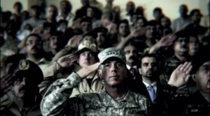 Petraeus salutes the death squads that advanced his career