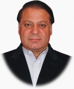Nawaz Sharif (via WIkimedia Commons)