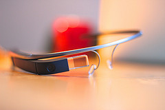 [Graphic: Google Glass by Wilbert Baan via Flickr]