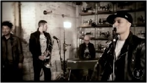 [screensnap: José James at AllSaints Basement Session (video not available for embed)]