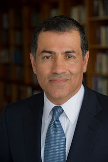 Vali Nasr now serves as Dean of the School of Advanced  International Studies at Johns Hopkins.