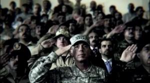 Petraeus salutes the death squads that advanced his career