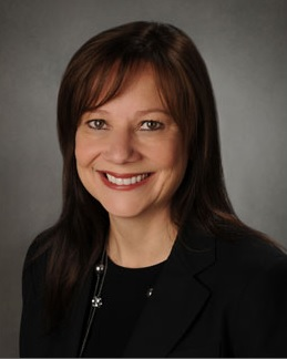 Mary Barra, CEO-General Motors