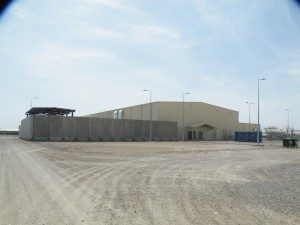 The $34 million building without a use. (SIGAR photo)