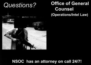 OGC Questions