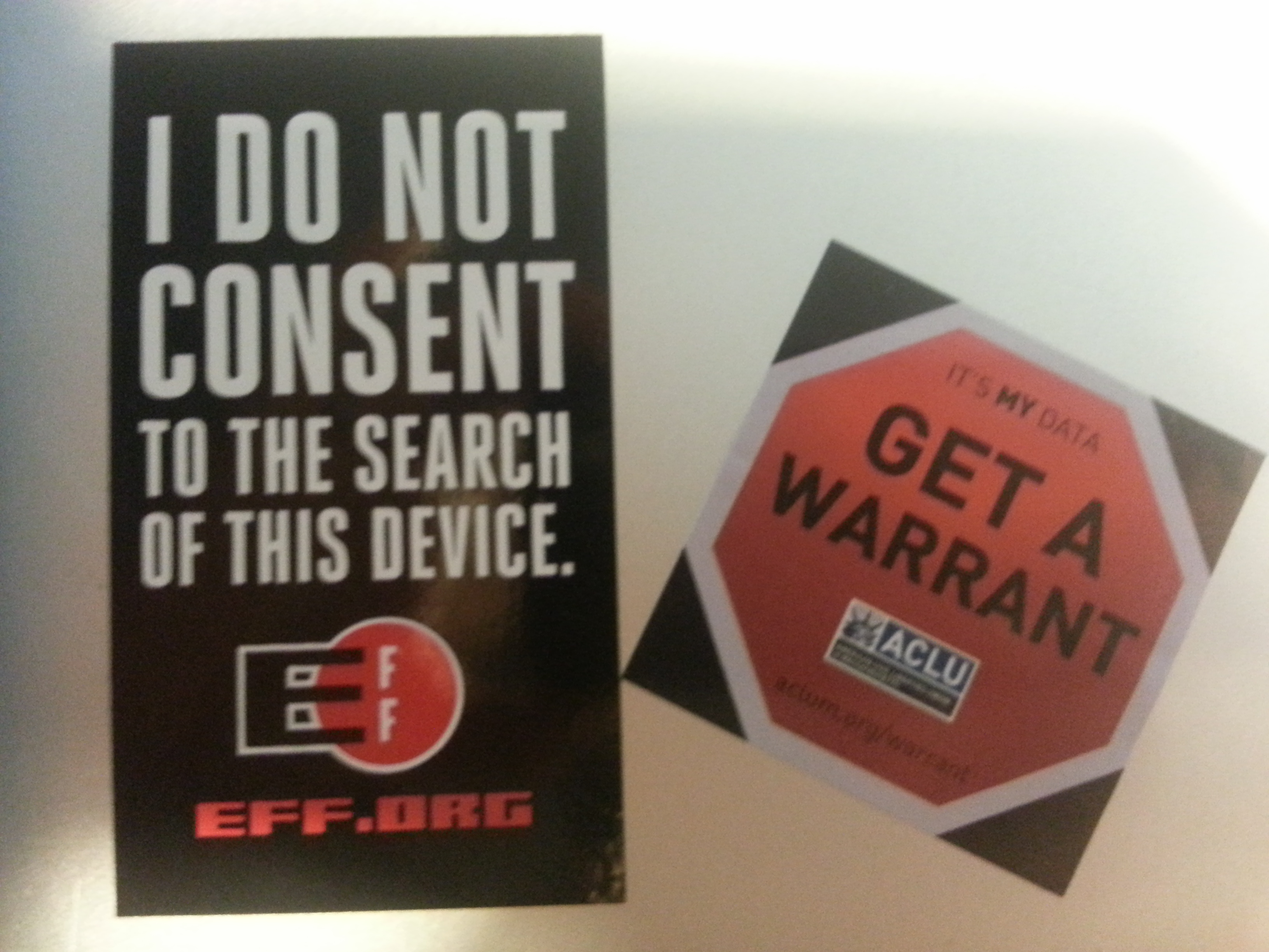 Did ACLU and EFF Just Help the NSA Get Inside Your Smart