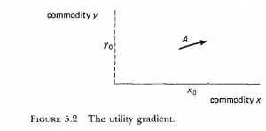 Field representation of utility