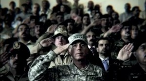 Never forget the ass-kissing little chickenshit who has been the driving force most failed training of Iraqi troops.