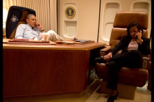 Hamid Karzai refused to meet with Obama during a surprise visit just after MYSTIC disclosures, so Obama called from Air Force One instead.