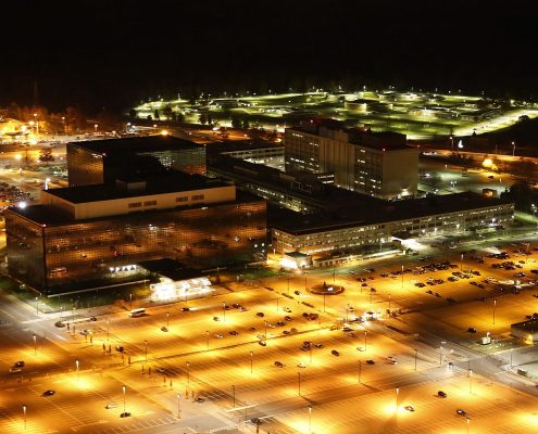 [Photo: National Security Agency via Wikimedia]