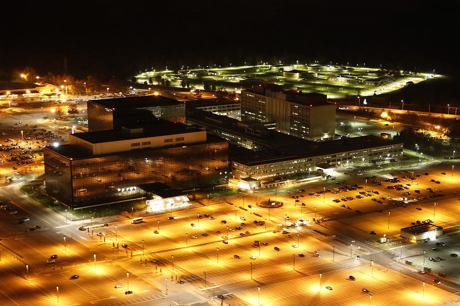 [Photo: National Security Agency via Wikimedia]