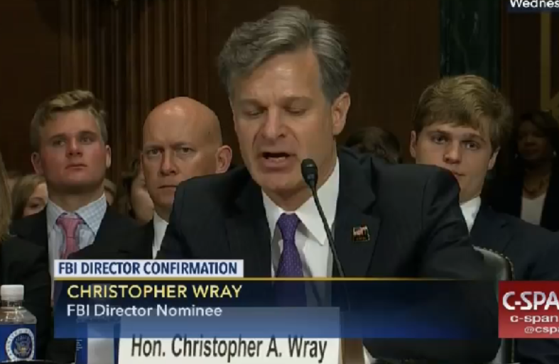 Image result for photos of wray rosenstein mueller sessions