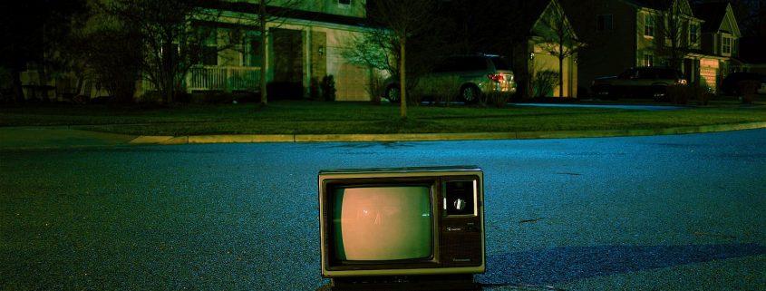 Television by Frank Okay via Unsplash