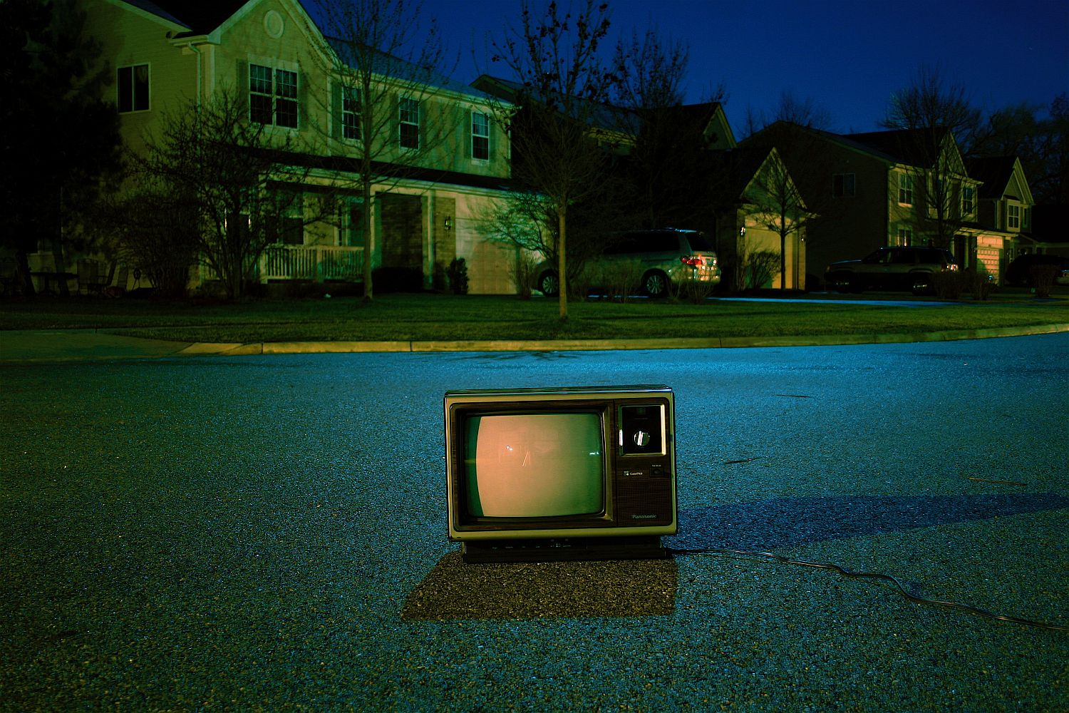 Television by Frank Okay via Unsplash