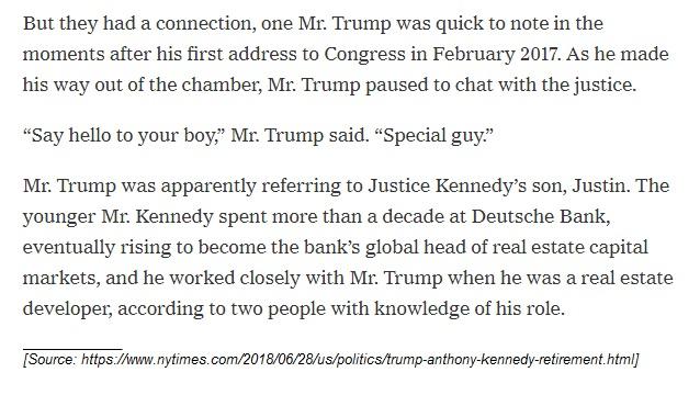Excerpt, NYT