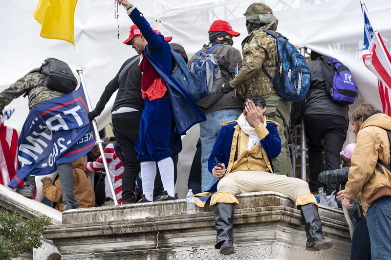 Capitol rioters 2021